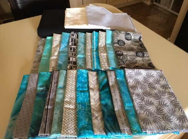 Handiworking Simply Serene Wedding Quilt