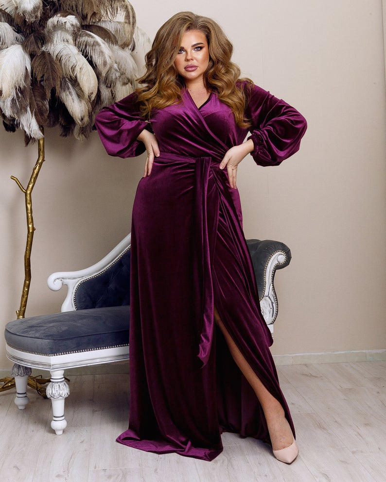 plus-size multiway bridesmaid dresses 14