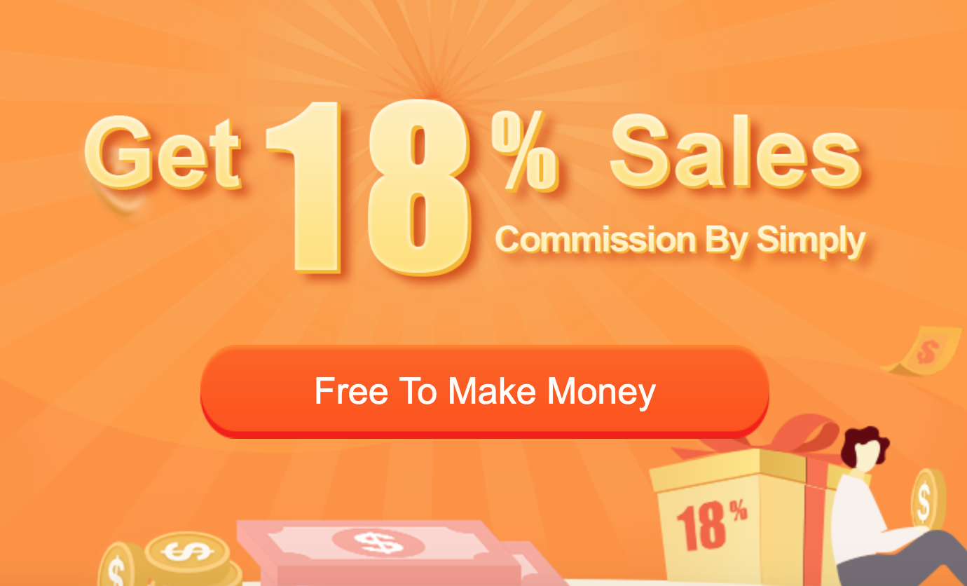 NewChick | Earn 18% Commission on Sales