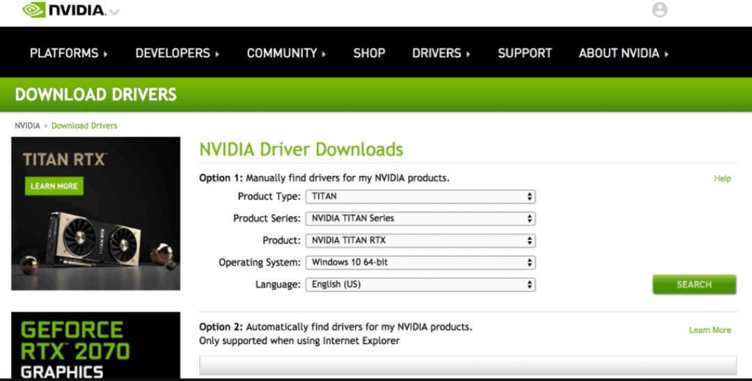how to open nvidia control panel