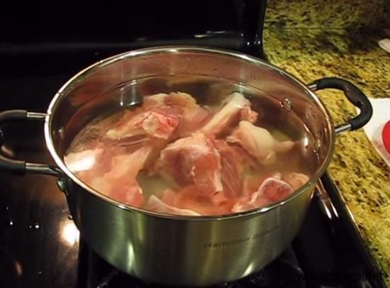 Image result for cách nấu phở bò tái