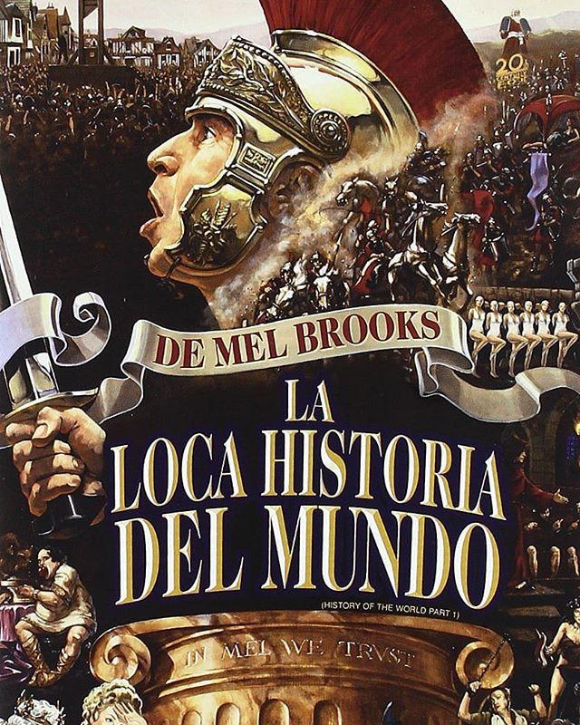 La loca historia del mundo (1981, Mel Brooks)