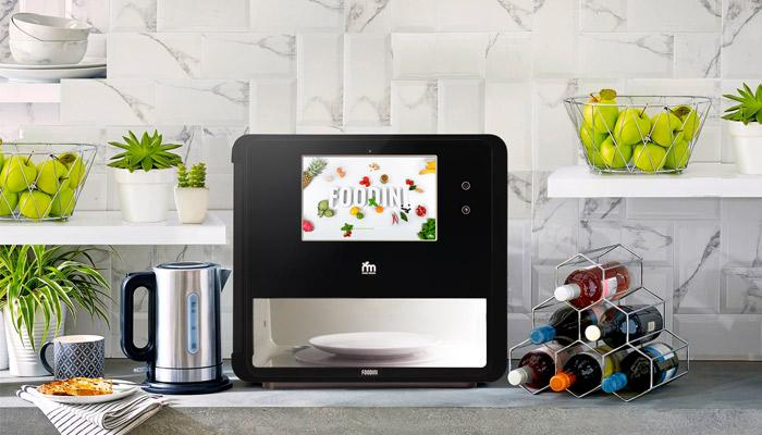 The future of 3D printed food