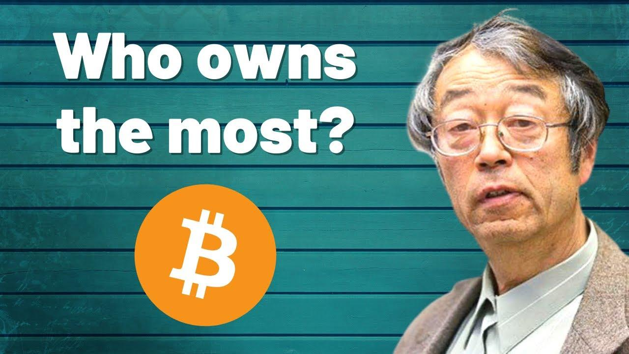 Who owns the most Bitcoin? (SURPRISING answers) - YouTube