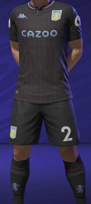 FIFA 21 Aston Villa Away kit