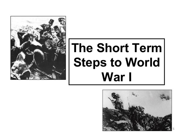 short essay about world war 1 The first and second world wars were the largest military conflicts in history, the first world war (wwi) was fought from 1914 to 1918 and the second world war (or wwii) was fought from 1939 to 1945.