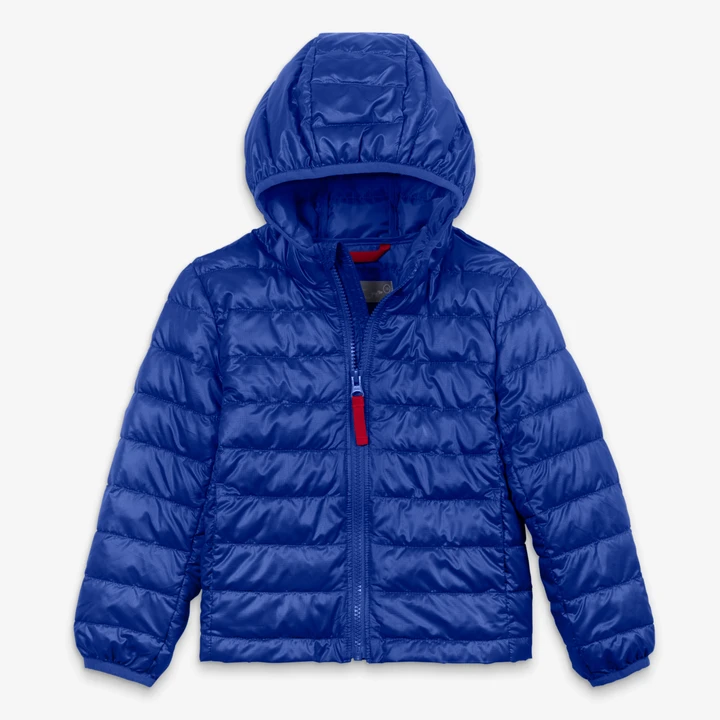 Primary Baby Puffer Jacket