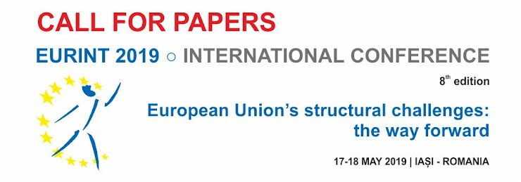 Call for papers EURINT 2019