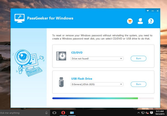 5 maneiras fáceis de ignorar a senha de administrador do Windows 10