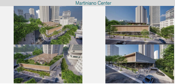 Martiniano Center.