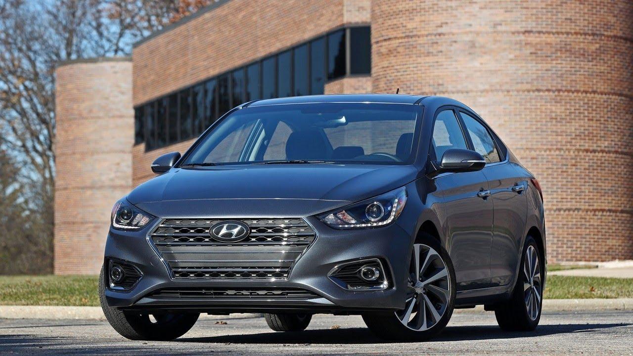 Аренда Hyundai Accent — субкомпактный корейский седан в Дубае