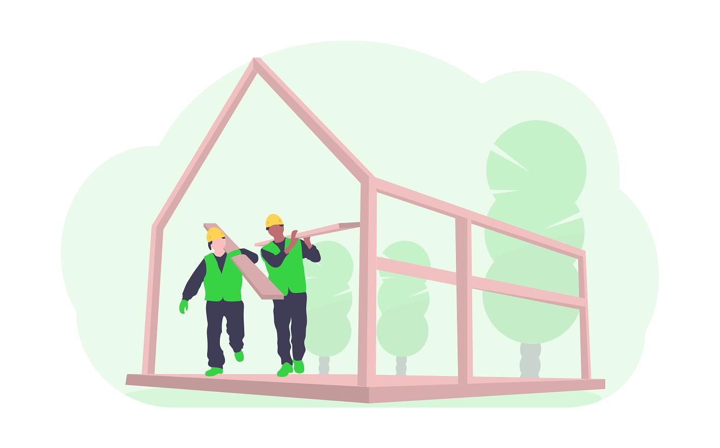 huis bouwen nieuwbouw