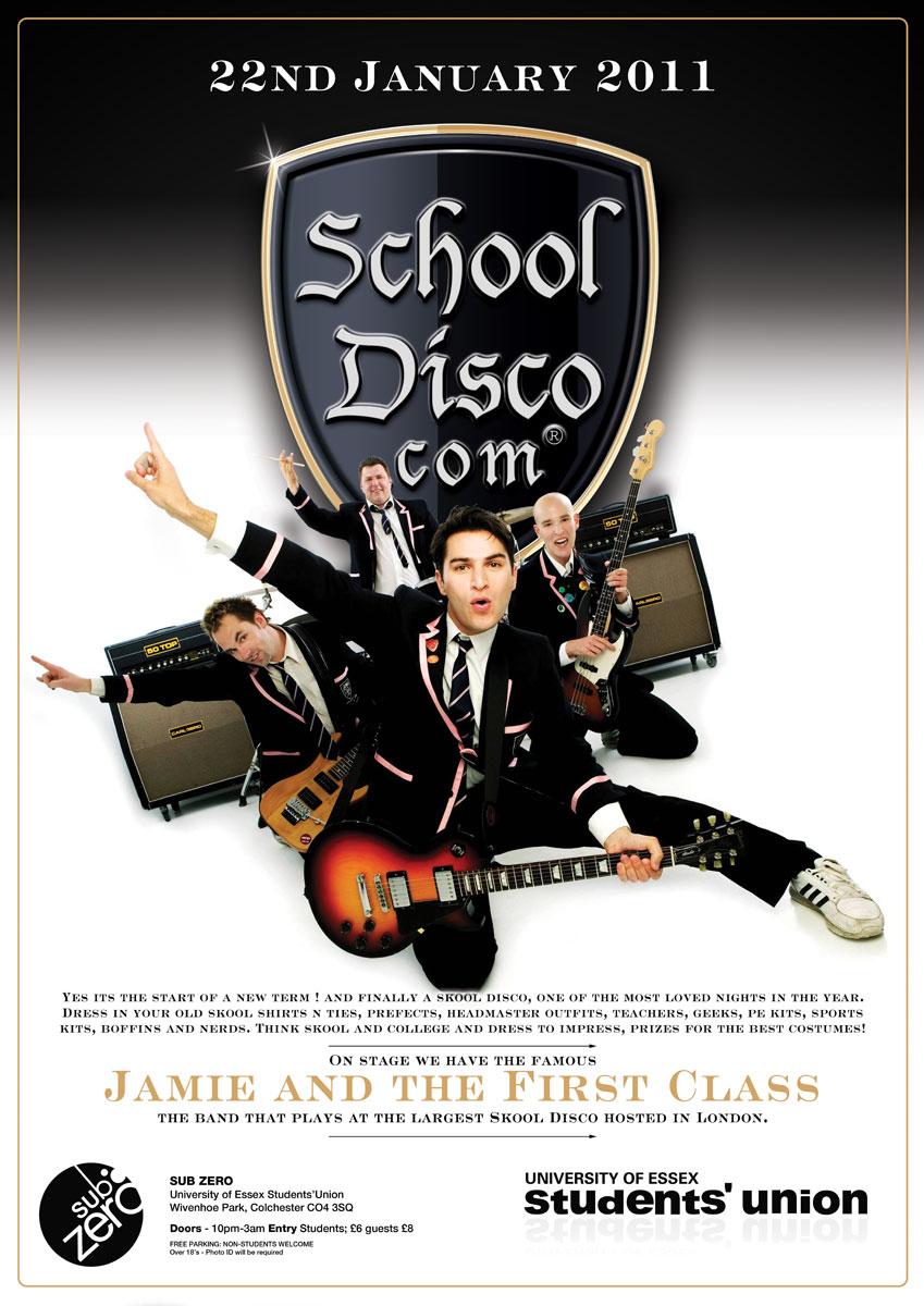 JamieandthefirstclassSchool-DiscoEssex uni.jpg