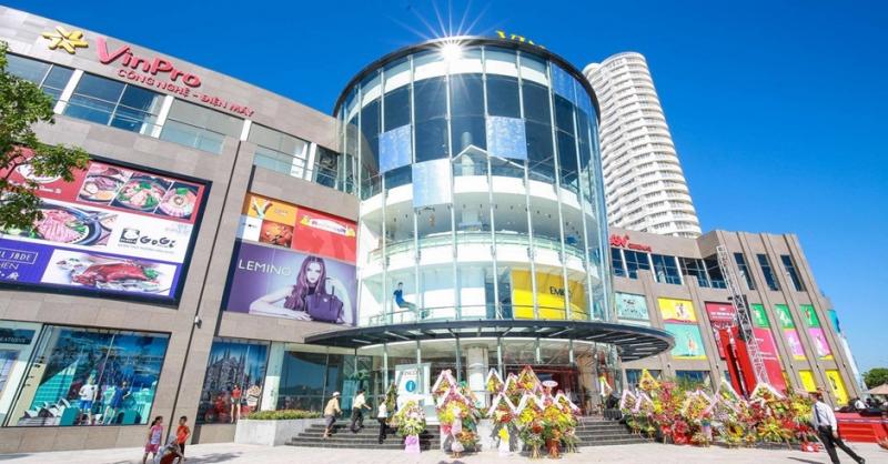 Trung tâm Vincom Đà Nẵng
