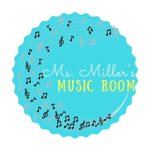 Ms. Miller's Music Room Logo
