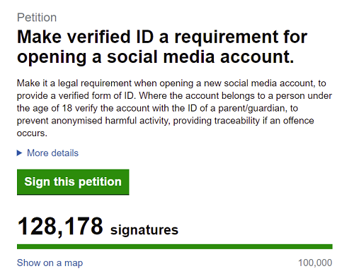 Petição de Katie Price