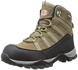 Dickies Men's Escape Hiker 6-Inch Steel-Toe Work Boot