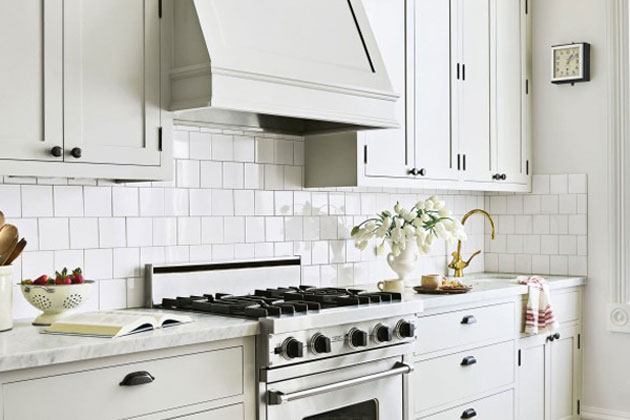 lựa chọn tủ bếp cho phòng bếp