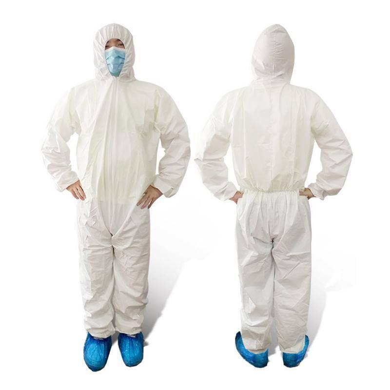 Quần áo bảo hộ được làm từ vải không dệt