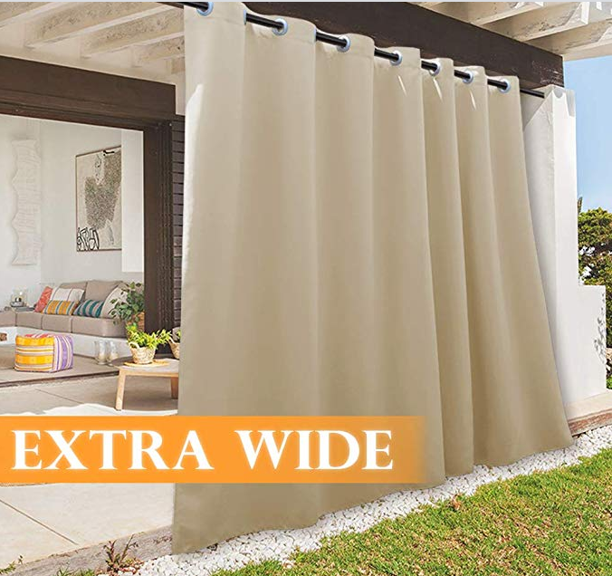 Top 6 Outdoor Curtains Reviewed For, What Is The Best Material For Outdoor Curtains