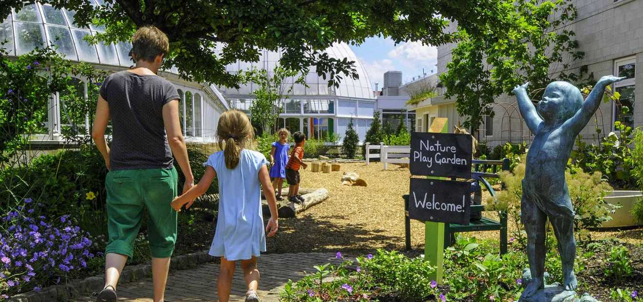 Image result for phipps children's discovery garden