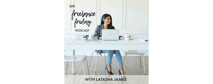The Freelance Friday Podcasts logo