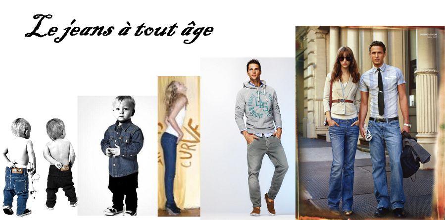 Le jeans et la soci t for Portent of passage 6