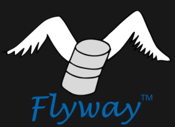 پایگاه داده FlywayDB