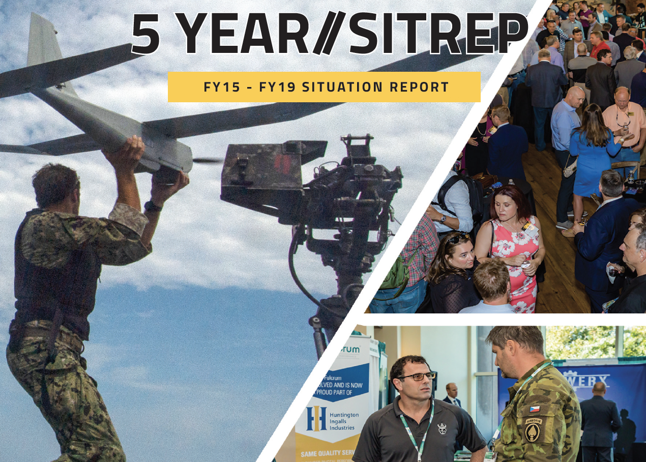 The Global SOF 5 Year Report