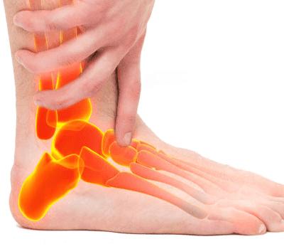 sakit tapak kaki