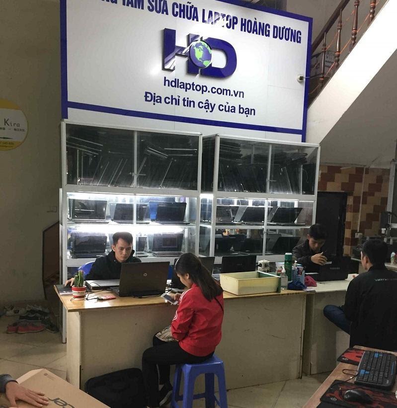 Trung Tâm Sửa Chữa Laptop Hoàng Dương - HD Laptop