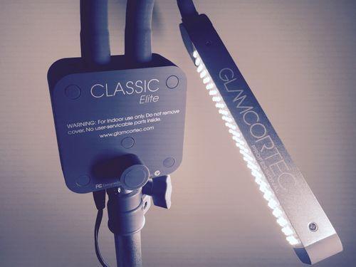 Лампа для наращивания ресниц - профессиональная настольная светодиодная и  ЛЭД