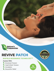 Natures frequencies Revive Patch
