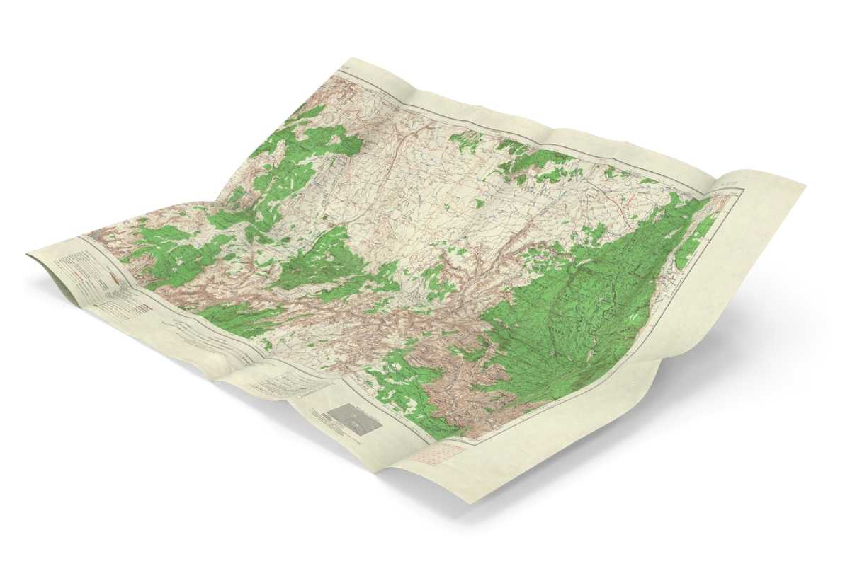 other things you need for overlanding maps