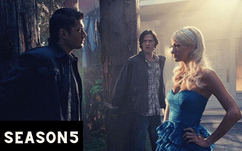 index of supernatural season 5