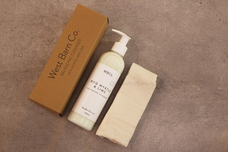 balancing cleanser west barn co
