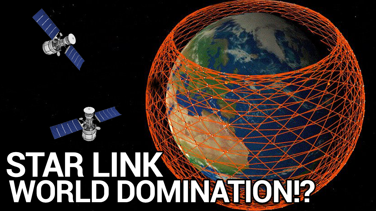 Elon Musk's Starlink Internet - Learn Facts About this Project