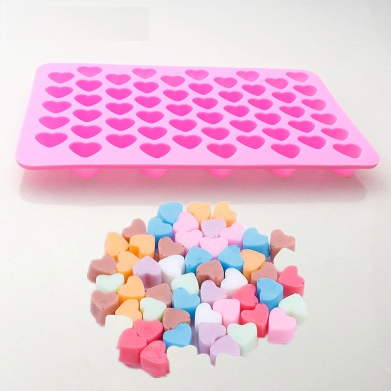 Silicone Heart Mold Baking Tools To Get The Best Of Shapes In Cakes