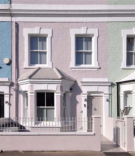British Style Home