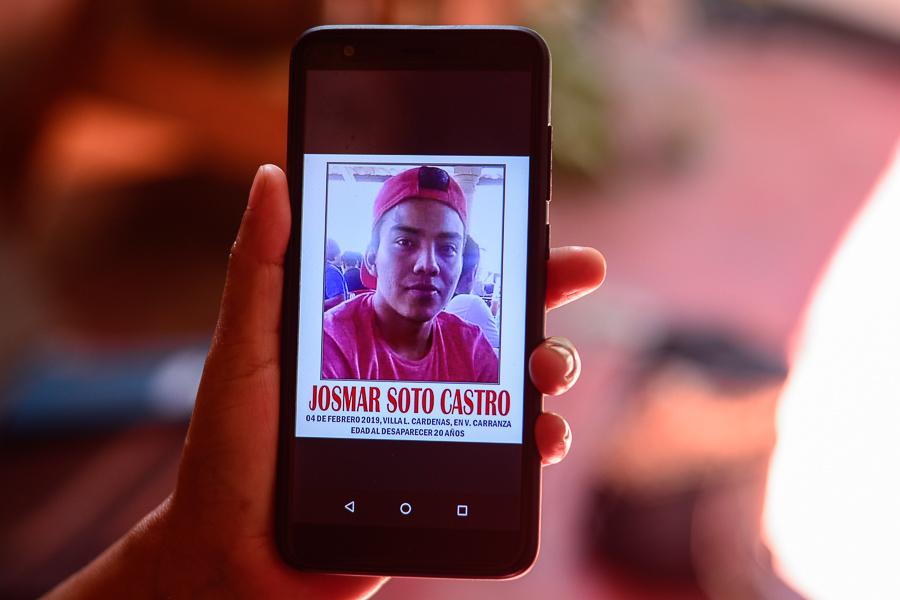 En Puebla, la mayoría de los familiares de desaparecidos forma parte de colectivos y, a pesar de las dificultades que esto conlleva, no se rinden