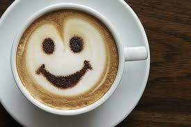 Smiling Cappucino from Google