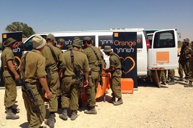 Comment Orange a soutenu le massacre israélien à Gaza