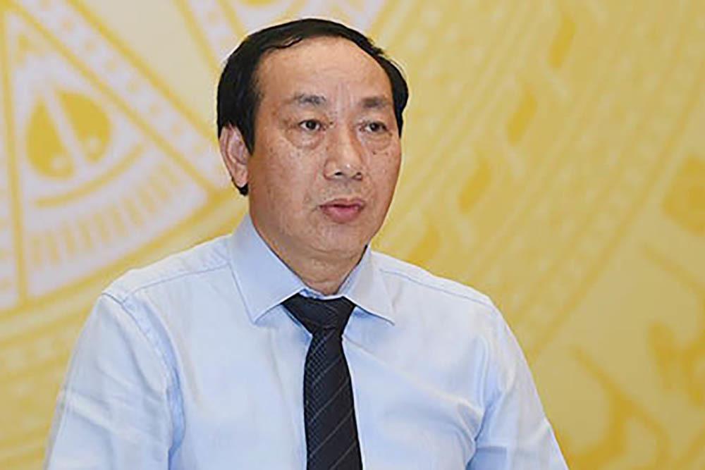 Khởi tố cựu thứ trưởng Bộ GTVT là lãnh đạo dự án Cát Linh - Hà Đông