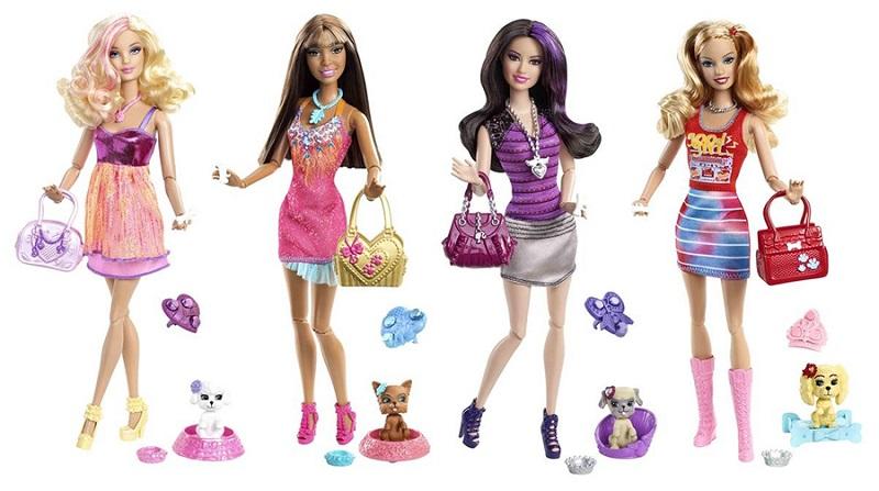mua búp bê barbie giá rẻ
