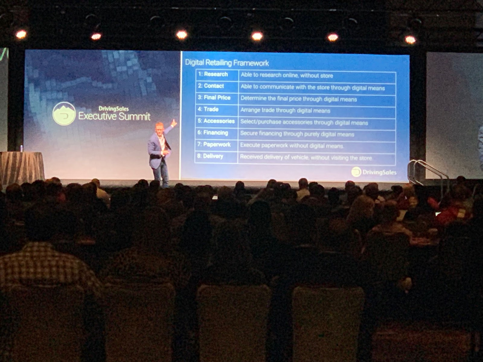 Key Takeaways from DrivingSales Executive Summit 2019 -