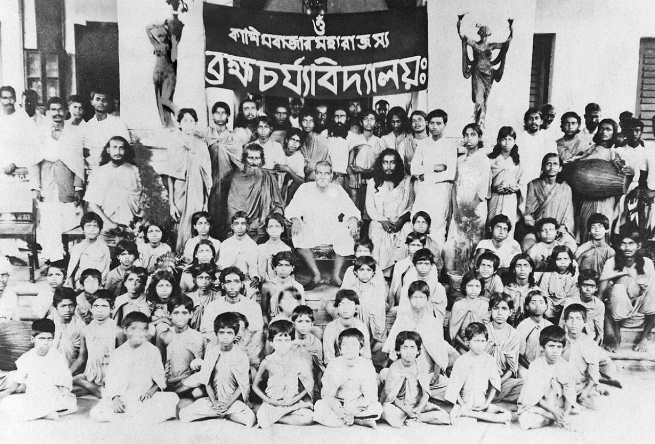 Py Ranchi School 1918