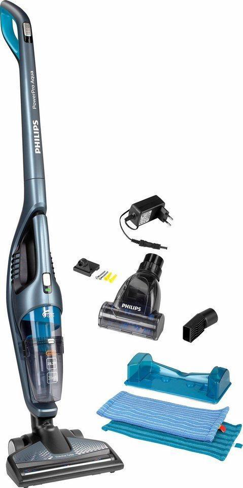 Philips PowerPro Aqua vacuum cleaner offers a wider range of functionality with a 3-in-1 package. Source; Lazada.com