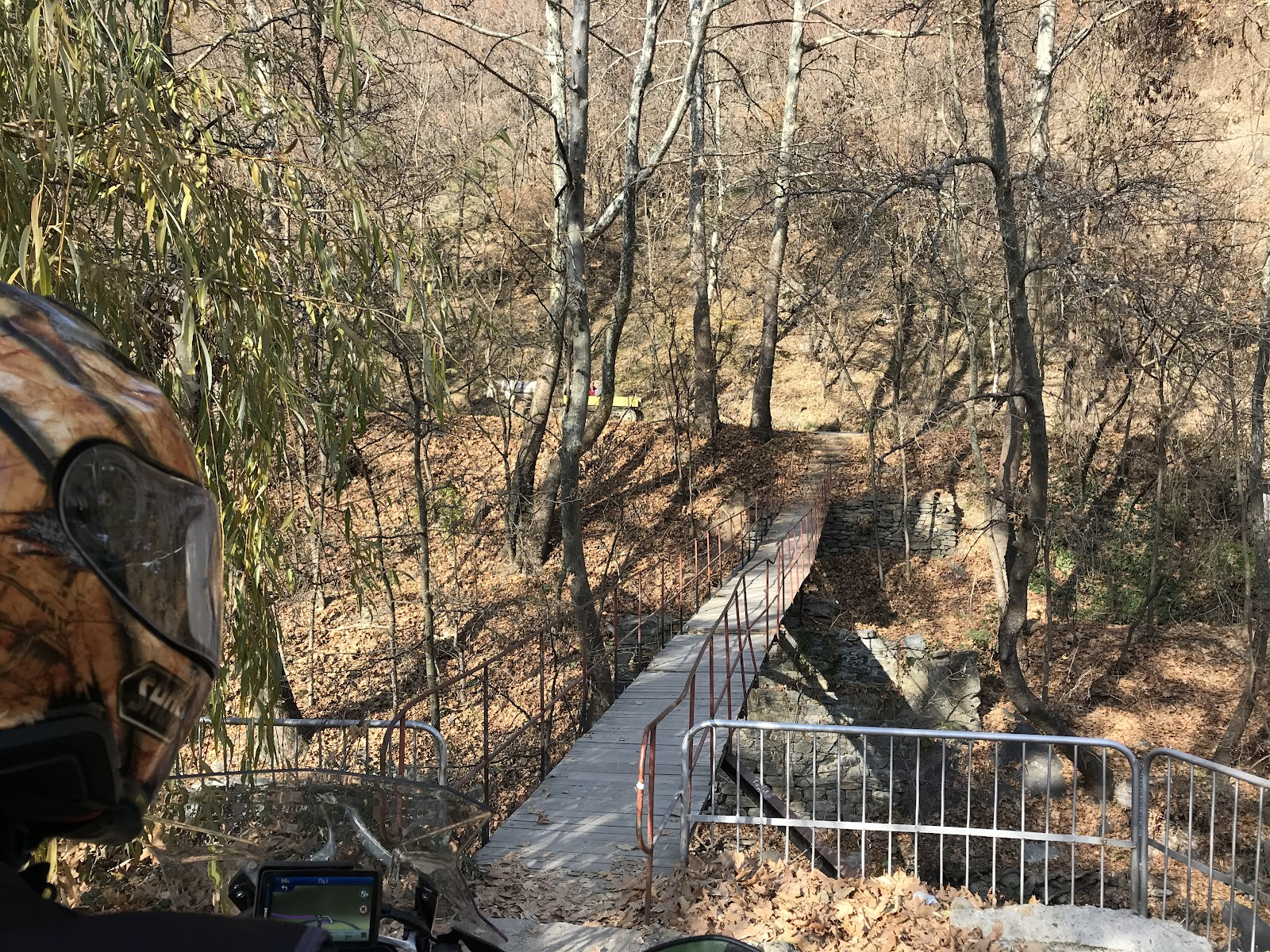 Мост в Марчево