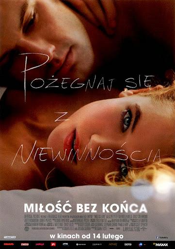 Przód ulotki filmu 'Miłość Bez Końca'