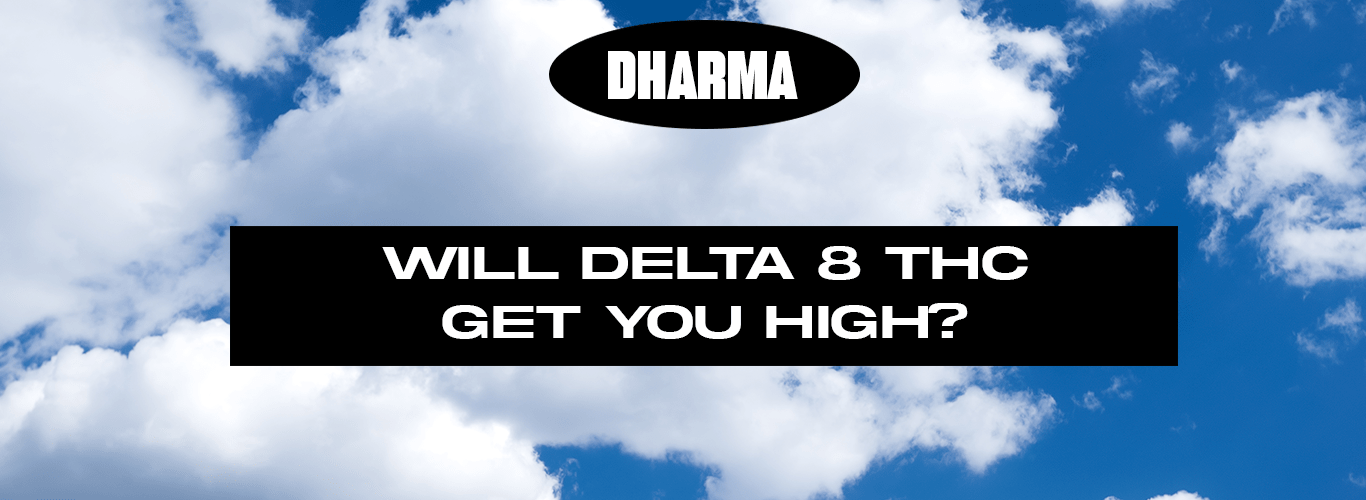 Will Delta 8 THC get you high image